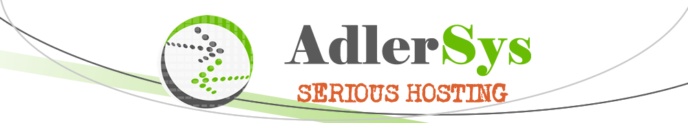 AdlerSys - Serious Hosting